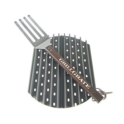 """GrillGrate 14.5"""" for the Weber Kettle Grill, Small Egg & MiniMaxx"""