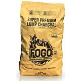 Fogo Super Premium Hardwood Lump Charcoal, 17.6 lb