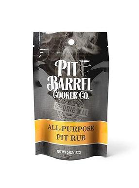 Pit Barrel All Purpose Pit Rub