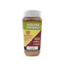 Lane's BBQ House Divided Rub # 2/Competition  (16 oz)