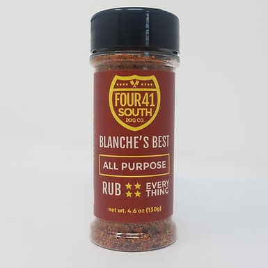 Four 41 South Rub, Blanche's Best All Purpose 4.6 oz