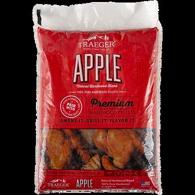 Traeger Pellets, Apple, 20 lbs