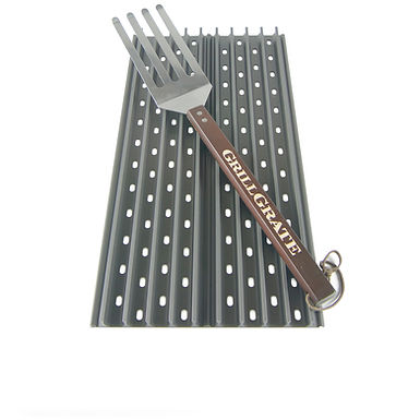 """GrillGrate Rectangular Grill Sets  (Two 15"""" panels)"""