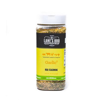 Lane's BBQ, Garlic 2 Rub
