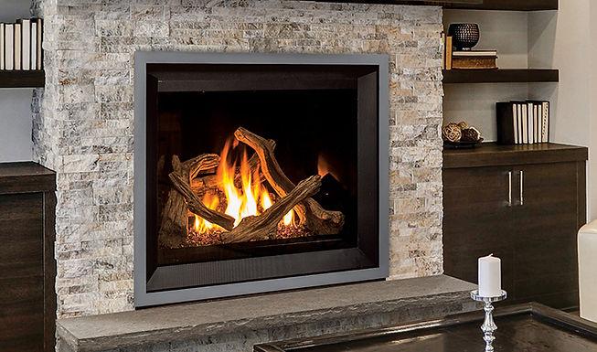 Enviro G42, Gas Fireplace