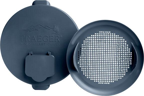 Traeger Pellet Lid & Filter for 5 Gal. Bucket