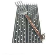 GrillGrate 19.25 Two panel set 19.25 w/ Grate Tool