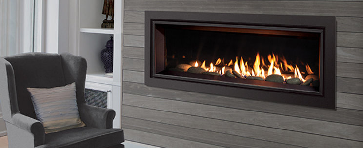 Enviro C44, Gas Fireplace, IPI