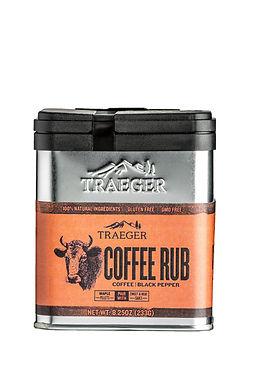 Traeger Seasoning, Coffee Rub, 8.25 oz
