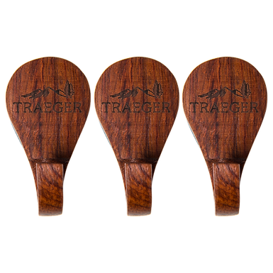 Traeger Magnetic Wooden Tool Hooks (3 PC)