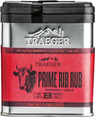 Traeger Seasoning, Prime Rib Rub, 9.25 oz