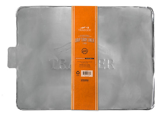 Traeger Drip Tray Liner - 5 Pk, 22/850 Series