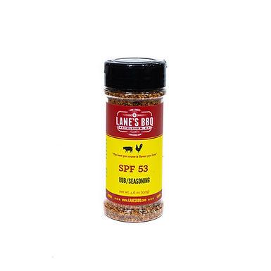 Lane's BBQ, SPF53 Rub, 4.6 oz