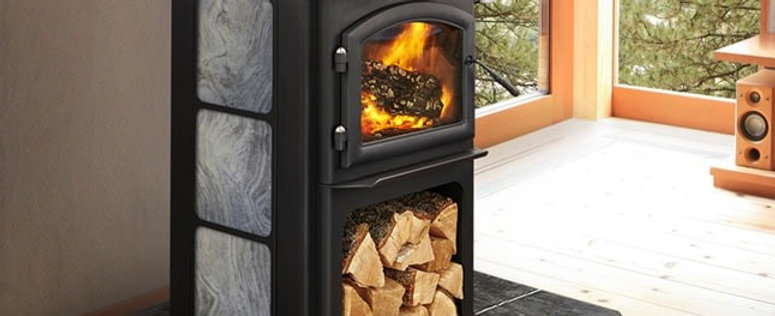 Quadra-Fire Discovery II Wood Stove