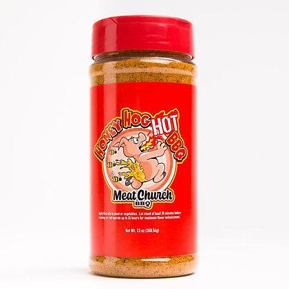 Meat Church BBQ Seasoning, Honey Hot (12 oz)