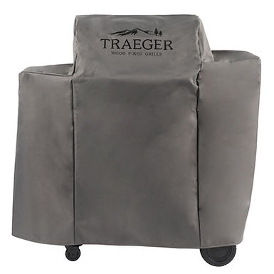 Traeger Cover, Full-Length Ironwood 650