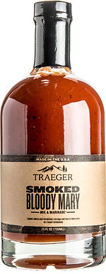 Traeger Smoked Bloody Mary Mix, 25 oz