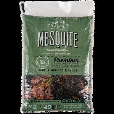 Traeger Pellets, Mesquite, 20 lbs
