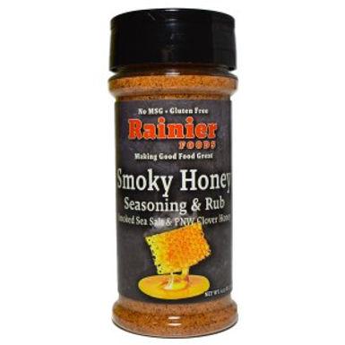 Rainier Smoky Honey Seasoning Rub, 6.25 oz