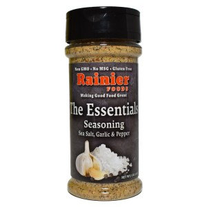 Rainier The Essentials Seasoning, 8 oz
