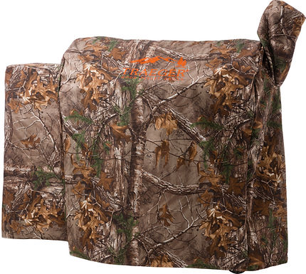 Traeger Cover, Realtree Grill Cover, 34 Series (Full-Length)