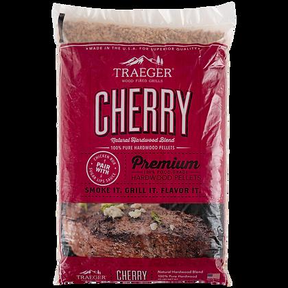 Traeger Pellets, Cherry, 20 lbs