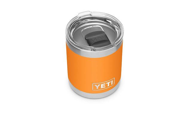 Yeti Rambler 10 oz Lowball With Lid