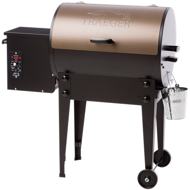 Traeger Grill, Tailgater 20 (Bronze)