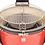 Thumbnail: Kamado Joe, Classic Joe III Grill w/ Cart Shelves, Ht Def, D&C, Tools