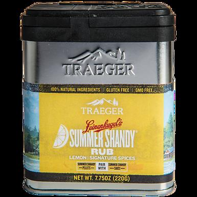 Traeger Seasoning, Leinenkugel's Citrus Summer Shandy Rub, 6.75 oz