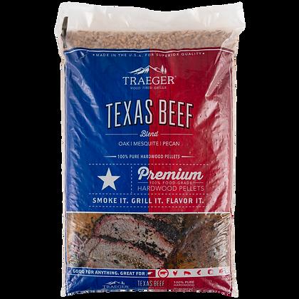 Traeger Pellets, Texas Blend, 20 lbs