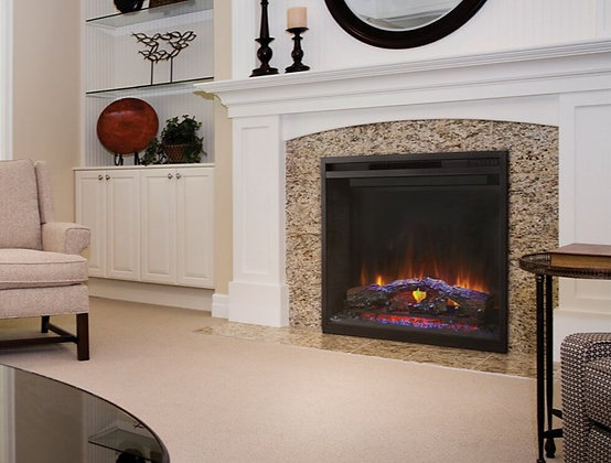 Napoleon Fireplace, Element 36 Built-In Electric