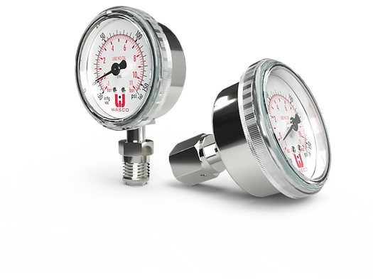 Wasco Ultra High Purity Pressure Gauges