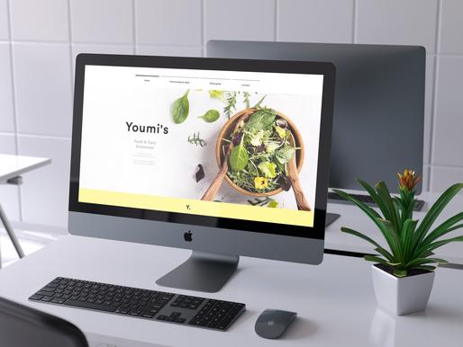 Site web & Branding - YOUMI'S
