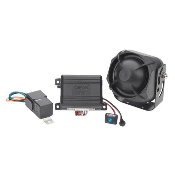 Clifford 330x OEM Alarm Upgrade