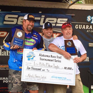 Lee Pitts wins at Lake Henry Neely