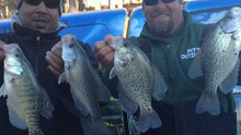 Cold weather not an issue for Crappie success.