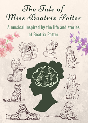 The Tale of Miss Beatrix Potter Watercol
