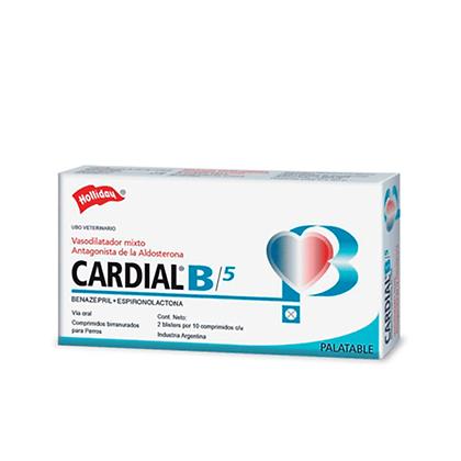 Cardial B 5 mg