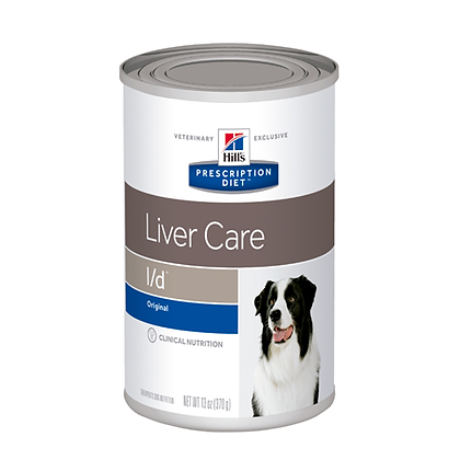 Hills lata l/d liver care x 370 gr