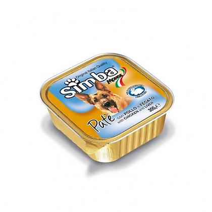 Simba paté con pollo e hígado