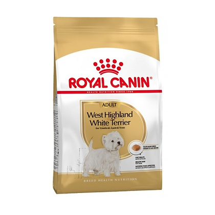 Royal canin west adult