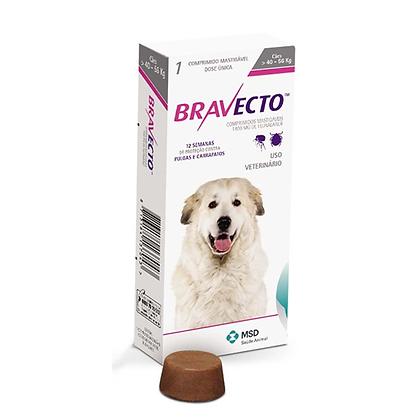 Bravecto antipulgas para perros de 40 a 50 kg
