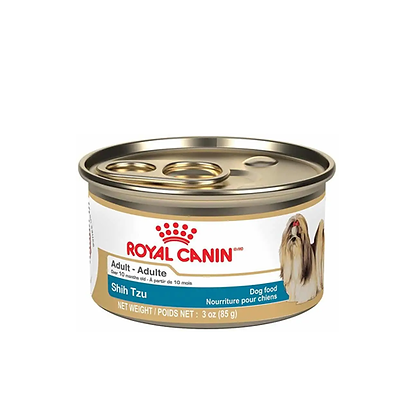 Royal canin paté shih tzu x 85 gr
