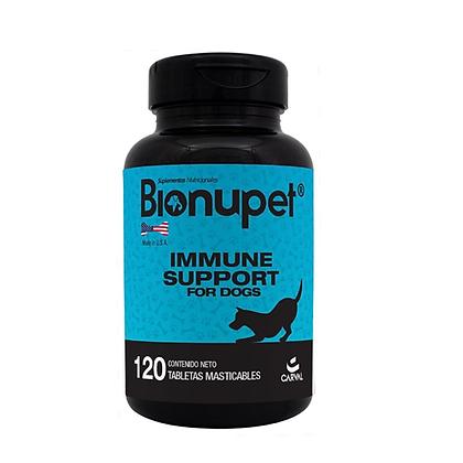 Bionupet immune support para perros x 120 Tab