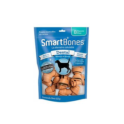 Smartbones dental mini x 8 unidades