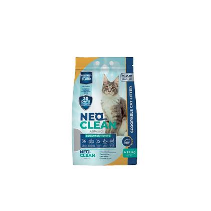 Arena para gato neo clean limon 4.15 kg