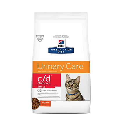Hills prescription diet urinary care c/d multicare