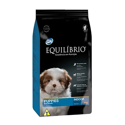Equilibrio puppies small breeds