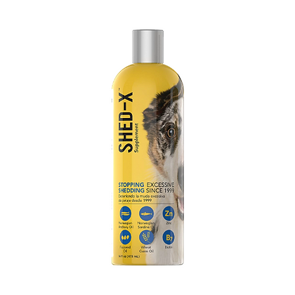 Shed-x suplemento perros x 473ml